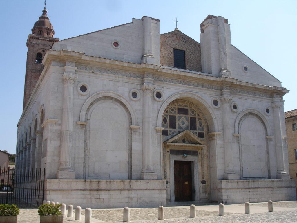 Il Tempio Malatestiano di Rimini di Leon Battista Alberti