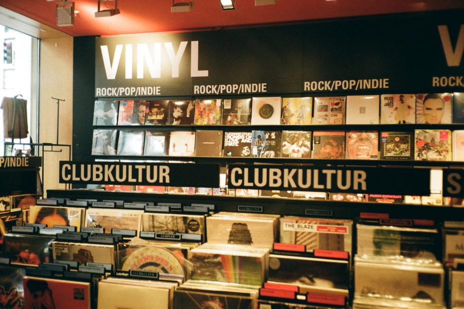 Foto di Daria Sannikova (negozio dischi)