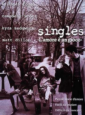 locandina del film Singles