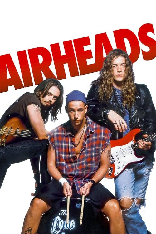 locandina del film Airheads