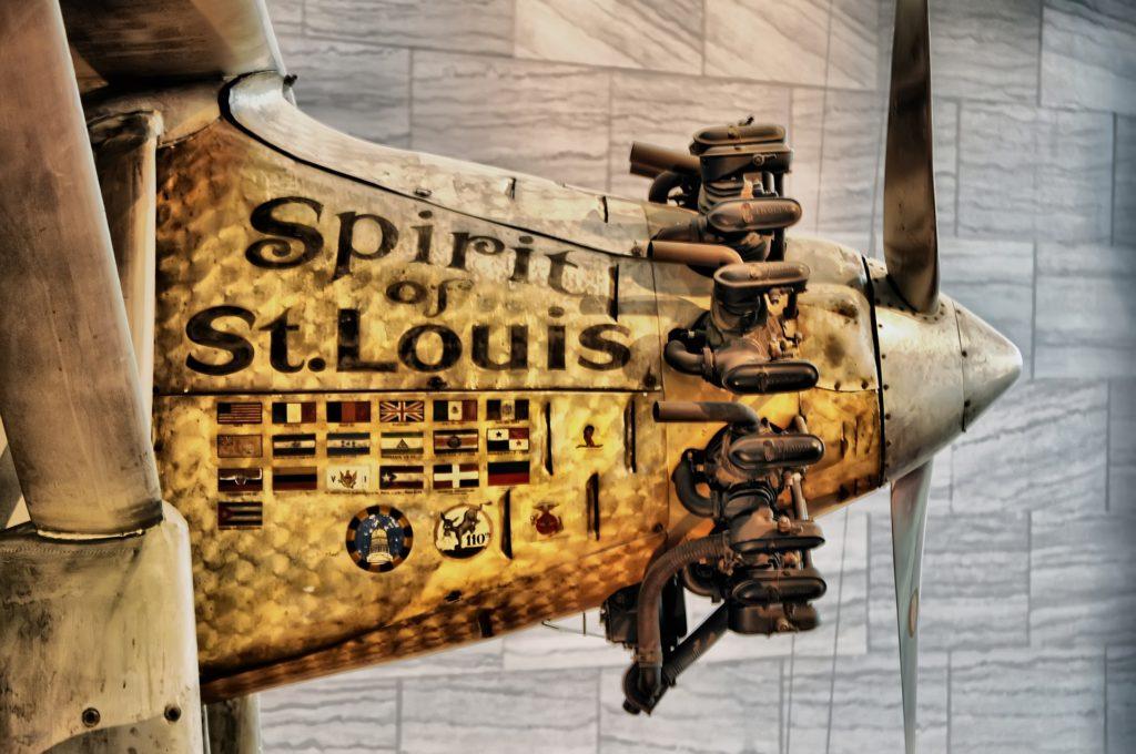 Velivolo di Charles Lindbergh